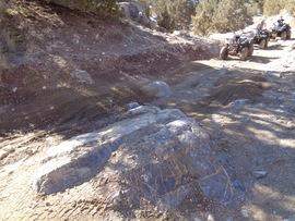 Rattlesnake - Waypoint 3: Larger Boulder