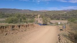 AZCO Mine Road - Waypoint 6: Twister & Agua Fria