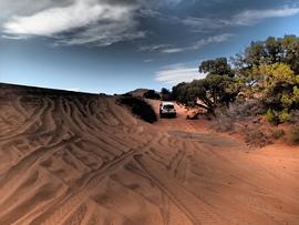 Poison Spider Mesa - Waypoint 29: Sand Dunes