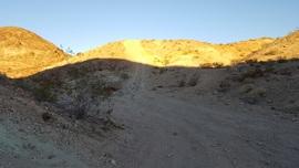 Odessa Canyon - Waypoint 11: Doran Canyon Cut-off