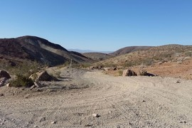 Odessa Canyon - Waypoint 12: End of Trail - Tin Can Alley