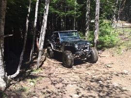 Evans Creek / Trail #102 - Waypoint 8: Trail End