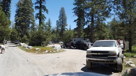 The Rubicon Trail - Waypoint 33: Rubicon Trail - Tahoe (East End)