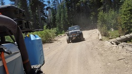 The Rubicon Trail - Waypoint 29: Trail - Stay South