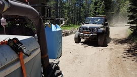 The Rubicon Trail - Waypoint 27: 14N39 - Stay North