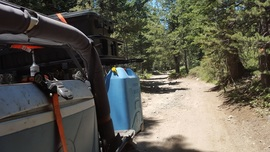 The Rubicon Trail - Waypoint 24: Pacific Crest Trail - Sparks Pass Hiking Trail