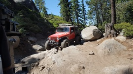 The Rubicon Trail - Waypoint 2: The Gatekeeper