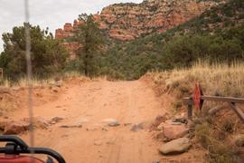 FS152 - Dry Creek Road - Waypoint 1: Trailhead Start