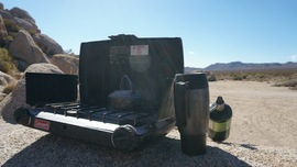 Mojave Road - Waypoint 50: Mojave Camp