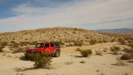 Mojave Road - Waypoint 5: Obstacle