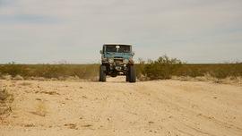 Mojave Road - Waypoint 12: US 95
