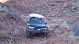 Lockhart Basin - Waypoint 11: Loose Uphill