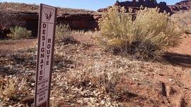 Chicken Corners - Waypoint 7: Spur - Colorado River Access
