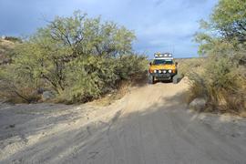 Charouleau Gap / FR# 736 - Waypoint 5: Roads Split