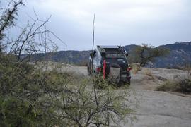Charouleau Gap / FR# 736 - Waypoint 7: Optional Hill Climb