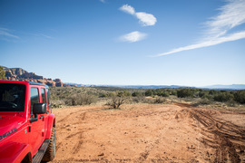 Outlaw Trail - Waypoint 7: 360 Degree Scenic Lookout