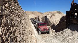 Mojave Road - Waypoint 59: Borax Mine