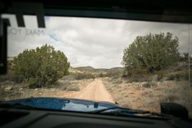 House Mountain Trail - Waypoint 4: #7 Feed Tank
