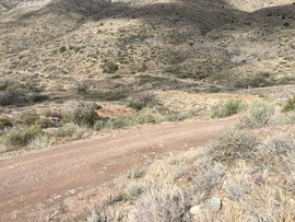 Big Maggie May Trail - Waypoint 5: Hard Right