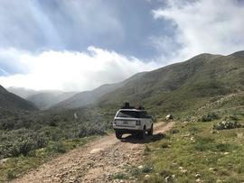 Oriflamme Canyon - Waypoint 4: Rodriguez Canyon Roundabout