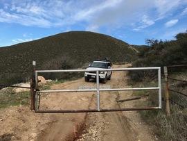 Oriflamme Canyon - Waypoint 13: Gate