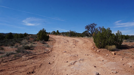 Top of the World - Utah - Waypoint 1: Entrada Bluffs Trailhead