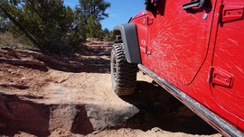 Top of the World - Utah - Waypoint 2: Optional Steps