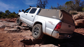 Top of the World - Utah - Waypoint 4: Obstacle - Must Do