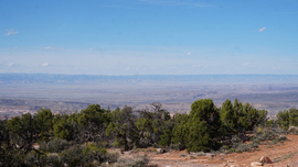 Top of the World - Utah - Waypoint 13: End of Lollipop Return Right
