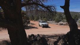2N01 - Broom Flat - Waypoint 10: 2N02 - Burns Canyon Intersection