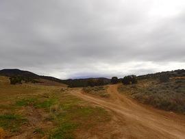Bullsnake - Waypoint 1: Trailhead