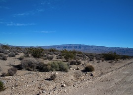 Badger Valley Loop Nevada - Waypoint 2: Stay on Repeater Road