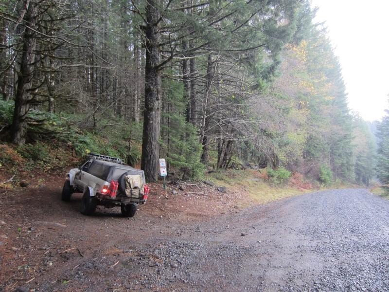 Powerline 4b Tillamook State Forest Trails Offroad