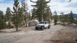 26E219 - Bald Mountain - Waypoint 12: 26E330 - Powder Hill Intersection (west)