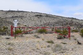 Alamo Road - Waypoint 9: Slate Mine Road