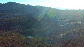 Dusy-Ershim  Trail - Waypoint 11: Lost Lake