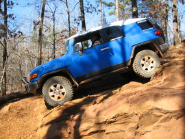 Barnwell Mountain - Waypoint 3: On The Trails
