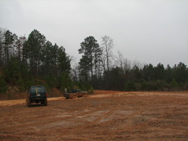 Barnwell Mountain - Waypoint 5: Mud Pit
