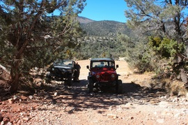 2N02 - Burns Canyon - Waypoint 3: Mine With A View