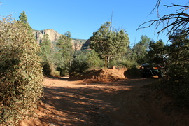 Broken Arrow - Waypoint 6: Intersection to Hiking Trail Parking