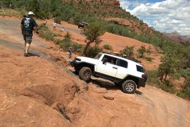 Broken Arrow - Waypoint 21: Slick Rock Area