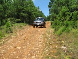 K-Trail Western Half - Waypoint 3: Scenery