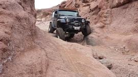 Doran Canyon - Waypoint 3: Off-Camber Area