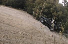 3N93 - Holcomb Creek Trail - Waypoint 4: Hill Climb