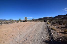 Mormon Well Road  - Waypoint 7: Pine Nut Road Turn