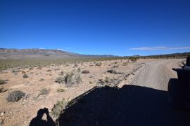 Mormon Well Road  - Waypoint 6: Campground/ Photo Area