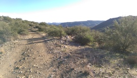 Black Canyon OHV Trail - Waypoint 9: Canyon