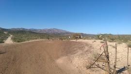 Little Pan Mine Road - Waypoint 3: 9994 Intersection
