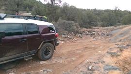 Oak Creek Homestead - Waypoint 17: 9845 Wash 1