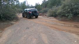 Oak Creek Homestead - Waypoint 16: 9845 Wash 2
